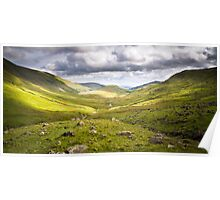 Trout Beck - The Lake District Poster