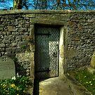 Church Yard Gate by John Hare