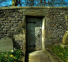Church Yard Gate by John Hare