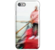 Expedition In Venezia XIV iPhone Case/Skin
