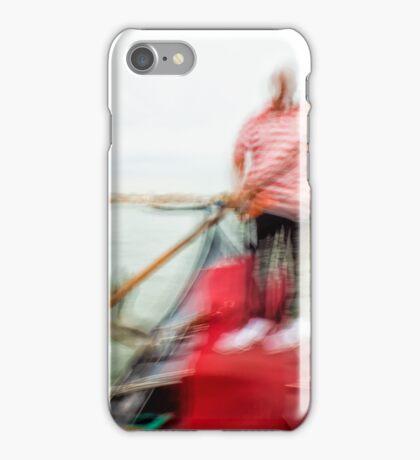 Expedition In Venezia XIV iPhone Case/Skin