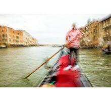 Expedition In Venezia XIV Photographic Print