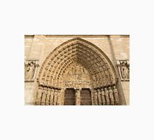 Notre Dame de Paris - 5 - The Portal Of The Last Judgment ©  Unisex T-Shirt