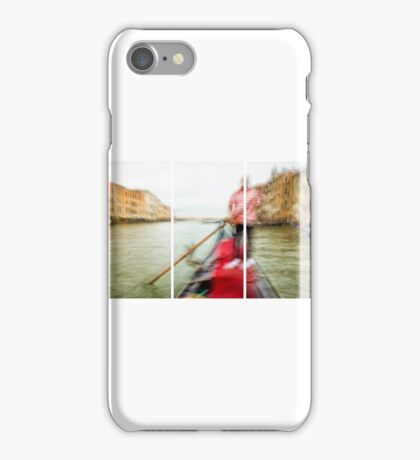 Expedition In Venezia XII iPhone Case/Skin