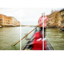 Expedition In Venezia XII Photographic Print