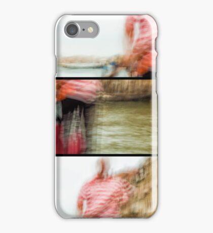 Expedition In Venezia XIII iPhone Case/Skin