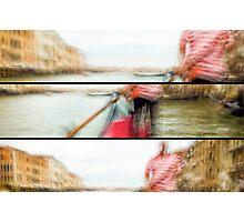Expedition In Venezia XIII Photographic Print