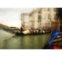 Expedition In Venezia XVII Photographic Print