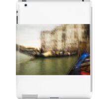 Expedition In Venezia XVII iPad Case/Skin