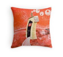 The Tale's Little House Throw Pillow
