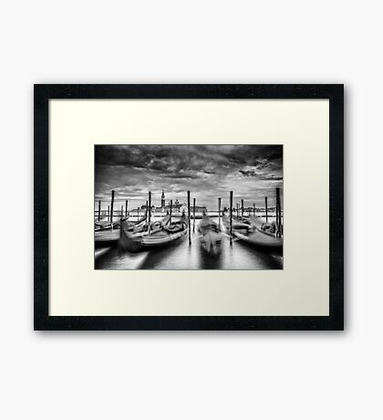 Expedition In Venezia XVIII Framed Print
