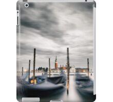 Expedition In Venezia XXII iPad Case/Skin