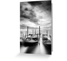 Expedition In Venezia XXI Greeting Card