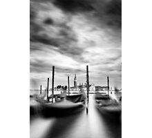 Expedition In Venezia XXI Photographic Print