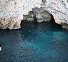 """The Blue Grotto located near """"Wied iz-Zurrieq"""", Malta by DJ-Stotty"""