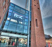 Royal Shakespeare Theatre by Billy Hodgkins