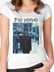 The Verve Women's Fitted Scoop T-Shirt