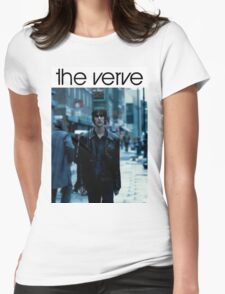 The Verve Womens Fitted T-Shirt