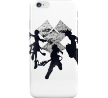 Keyblade War iPhone Case/Skin