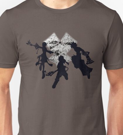 Keyblade War Unisex T-Shirt