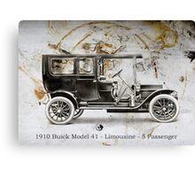 1910 Buick Canvas Print