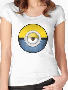 MINIMON EVOLUTION OH YEAH Women's Fitted Scoop T-Shirt