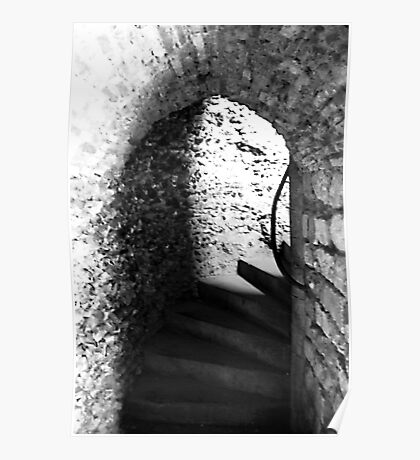 The Dark Stair Poster