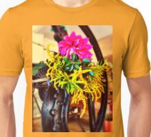Tools and flowers II Unisex T-Shirt
