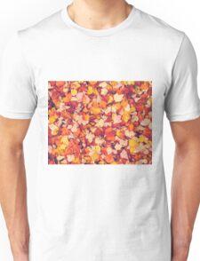 Scarlet Leaves  Unisex T-Shirt