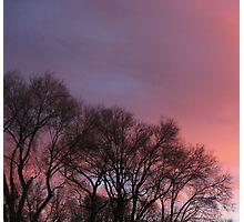 Sunrise on Arlen Photographic Print