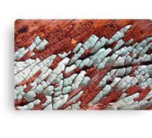Dry Ice Canvas Print