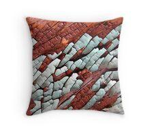 Dry Ice Throw Pillow