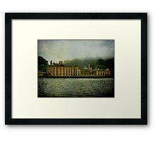 Port Arthur... Framed Print