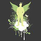 Angel by FredzArt