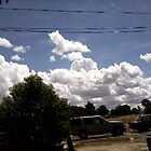 bright cool clouds by armando ruiz