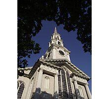 First Unitarian Church Photographic Print