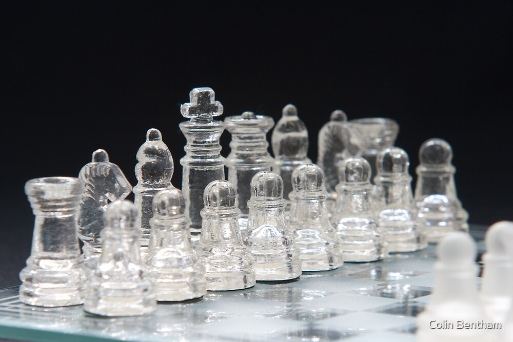 Chess 4 by Colin Bentham