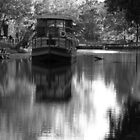 C & O Canal Boat - Great Falls, VA by searchlight