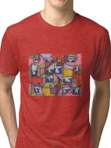 "Drawing: ""Sail II (2013)"" by artcollect Tri-blend T-Shirt"