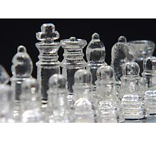 Chess Queen Photographic Print