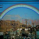 Rainbow Flower Shop - Uptown -San Diego - California *featured by Jack McCabe