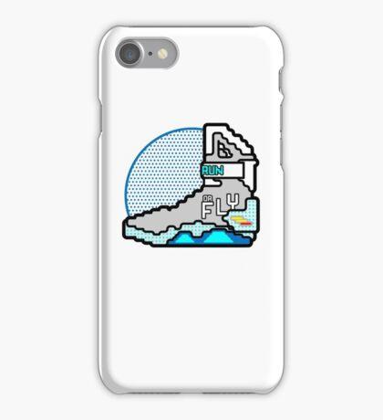 Run Or Fly iPhone Case/Skin