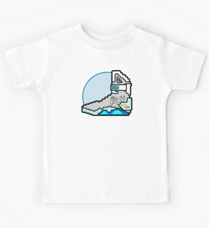 Run Or Fly Kids Tee