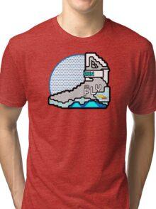 Run Or Fly Tri-blend T-Shirt