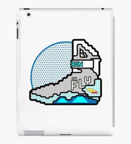 Run Or Fly iPad Case/Skin
