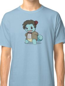 Squirtle Who Classic T-Shirt