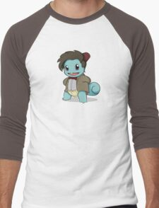 Squirtle Who Men's Baseball ¾ T-Shirt