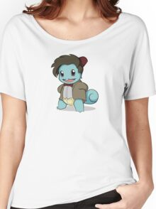 Squirtle Who Women's Relaxed Fit T-Shirt