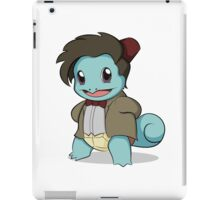 Squirtle Who iPad Case/Skin