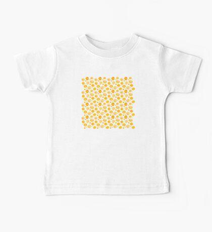 Kansas Pattern -  Polka Dots Baby Tee